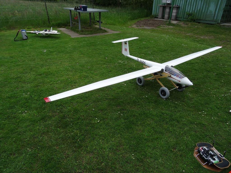 ASW 20L 375 cm, RC-Tronics-Topp-Rippin e.K