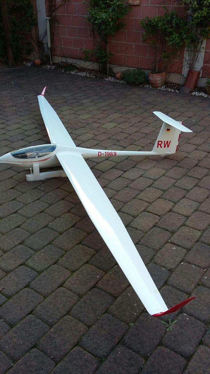 ASW 27 428 cm, RC-Tronics-Topp-Rippin e.K